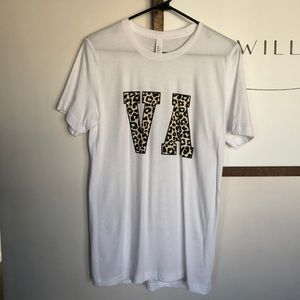 VA Tee From Pink Lily